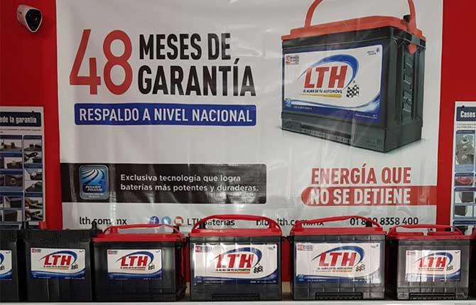 Baterías LTH Monterrey